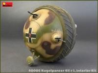 MA40006   Kugelpanzer 41( r ). Interior kit (attach1 39837)