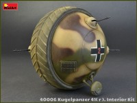MA40006   Kugelpanzer 41( r ). Interior kit (attach2 39837)