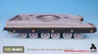 TetraMA-35012   1/35 Russian T-80B Sids Skirts set for Trumpeter (attach1 33491)