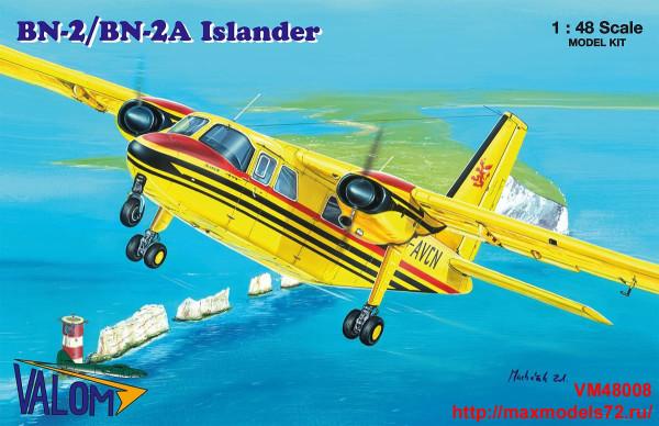 VM48008   Britten-Norman BN-2/BN-2A Islander (thumb33834)