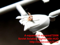 A-squared72006   Soviet Aviation Sights with HUD (attach7 40471)