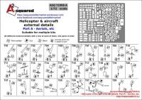 A-squared72008-A   Helicopter & Aircraft external details. Part A – Aerials, etc. (attach1 40487)