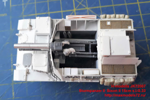 JK72007   Sturmpanzer II  Bison II 15cm s.I.G.33 (attach7 39139)