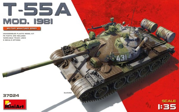 MA37024   T-55A Soviet tank, model 1981 (thumb39752)