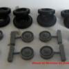 OKBS72280   Wheels for Mercedes G4, Continental GELANDE, early rim (attach1 34262)