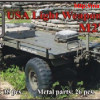 "OKBV72027   Американский армейский легкий колесный транспортер М274 ""Мул""  USA Light Weapon Carrier M274 Mule (thumb34855)"