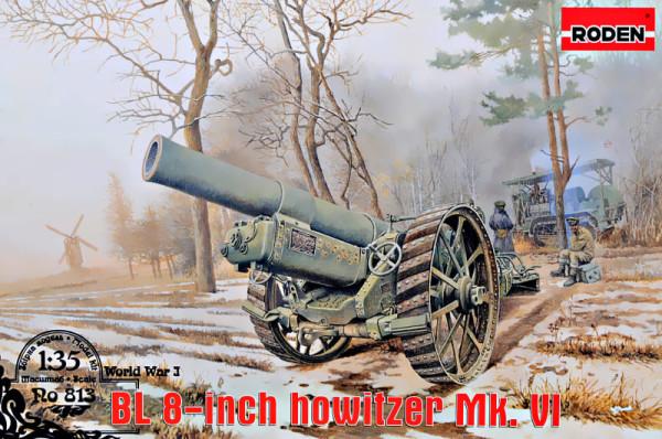 RN813   BL 8-inch Howitzer Mk.VI (thumb40017)