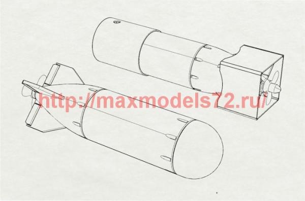"BRL48107   Mk24 Mine ""Fido"" torpedo (thumb36379)"