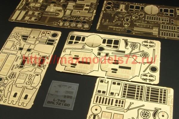 BRL72160   L-749 Constellation (Heller kit) (thumb36340)