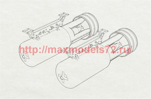 BRL72164   Depth Charge Mk54 (thumb36356)
