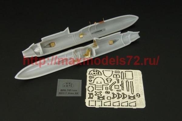 BRL72166   MXY-7 Ohka model 22 (Brengun kit) (thumb36363)