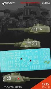 CD35034   T-34-76 выпуск УЗТМ  Part II (attach1 38687)