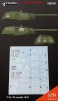 CD35036   T-34-76 model 1941. Part II  Battles in Ukraine (attach2 38693)