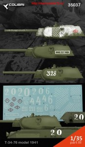 CD35037   T-34-76 model 1941. Part III  Battle for Moscow (thumb38697)