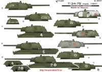 CD35037   T-34-76 model 1941. Part III  Battle for Moscow (attach1 38697)