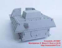 JK72007   Sturmpanzer II  Bison II 15cm s.I.G.33 (attach5 39139)