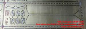 OKBP72027   Side skirts for Pz.IV, 9./B.W. configuration  (OKB) (thumb41384)
