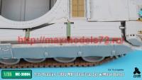TetraME-35064   1/35 Russian T-80U MBT Detail-up Set w/Metal Barrel for Trumpeter (attach4 41105)