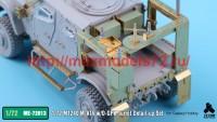 TetraME-72013   1/72 M1240 M-ATV & O-GPK Turret Detail-up Set for Galaxy Hobby (attach6 41116)