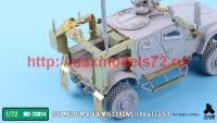 TetraME-72014   1/72 M1240 M-ATV & M153 CROWS II Detail-up Set for Galaxy Hobby (attach9 41127)