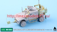 TetraME-72014   1/72 M1240 M-ATV & M153 CROWS II Detail-up Set for Galaxy Hobby (attach7 41127)