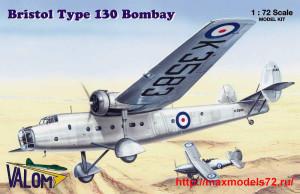 VM72055   Bristol Type 130 Bombay (thumb36448)