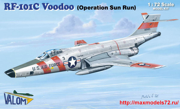 VM72131   RF-101C Voodoo (SUN-RUN) (thumb36451)