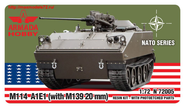 AMN72005   M114 A1E1 (with M139 20mm GUN) (thumb36433)