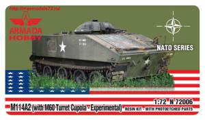 AMN72006   M114 EXPERIMENTAL (with M60 Cupola) (thumb36435)