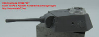 OKBB72011   Turret for Pz.V Panther, Panzerbeobachtungswagen (attach1 39499)