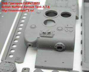 OKBV72072   British Nuffield Assault Tank A.T.8 (attach3 38364)