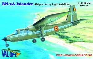 VM48011   Britten-Norman BN-2A Islander (Belgian Army) (thumb36445)