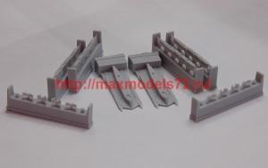 АМС 72005-5   Двухпостовый балочный держатель с блоками НАР С-25 (attach5 40657)
