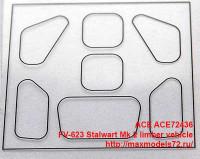 ACE72436   FV-623 Stalwart Mk.2 limber vehicle (attach7 40421)