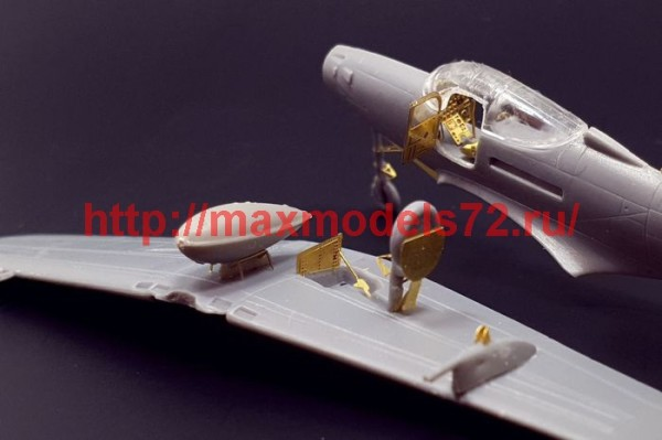 BRL144149   P-39 Airacobra (Brengun kit) (thumb39319)