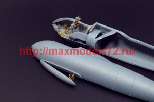 BRL48119   Me P1103 rocket fighter (Brengun kit) (attach1 39439)