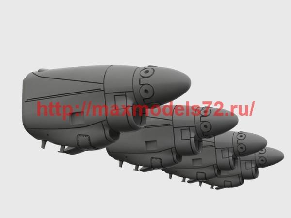 BRL72170   C-130J Engine set (thumb39359)