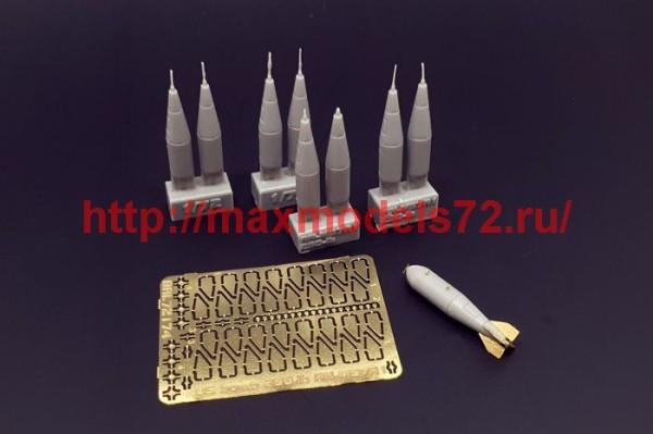 BRL72174   US bomb 250-lb AN-M57A1 (thumb39375)