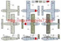 BRP72036   Me P1103 rocket fighter (attach2 39307)