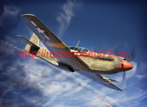 BRP72037   P-51/ Mustang Ia (thumb39311)