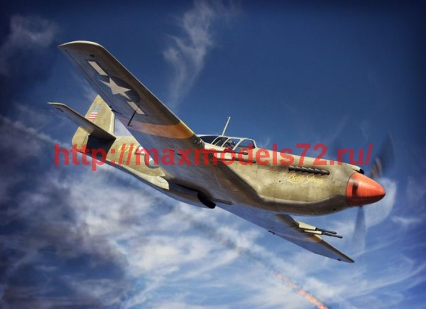 BRP72037   P-51/ Mustang Ia (thumb39311)