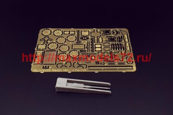 HLH72086   Fennek (Revell kit) (thumb39295)