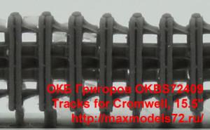 "OKBS72409   Tracks for Cromwell, 15.5"" (thumb38410)"
