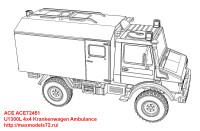 ACE72451   U1300L 4×4 Krankenwagen Ambulance (attach11 42112)