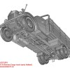 ACE72576   V3000S 3t German Cargo truck (early flatbed) (attach2 38941)