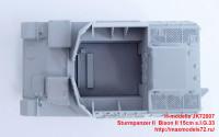 JK72007   Sturmpanzer II  Bison II 15cm s.I.G.33 (attach3 39139)