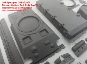 OKBV72073   German Medium Tank Pz.IV Ausf.H, original 9./B.W. configuration (attach4 40039)