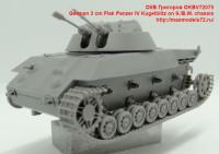 OKBV72075   German 3 cm Flak Panzer IV Kugelblitz on 9./B.W. chassis (attach8 41373)