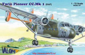 VM72136   Scottish Aviation Twin Pioneer CC.Mk.I (RAF) (thumb39217)