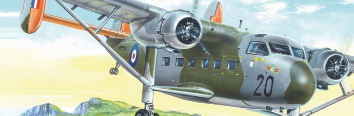 VM72136   Scottish Aviation Twin Pioneer CC.Mk.I (RAF) (thumb39217)